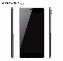 Оригинал BYLYND M13 Смартфонов MTK6735 4 Г LTE Quad Core 2 ГБ RAM + 16 ГБ ROM Android мобильного телефона разблокирована 5.5 дюймов 1920×1080 13MP