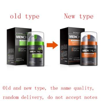 BIOAQUA Men Moisturizing Oil-control Face Cream Anti Wrinkle Anti Aging Whitening Day Cream Skin Care