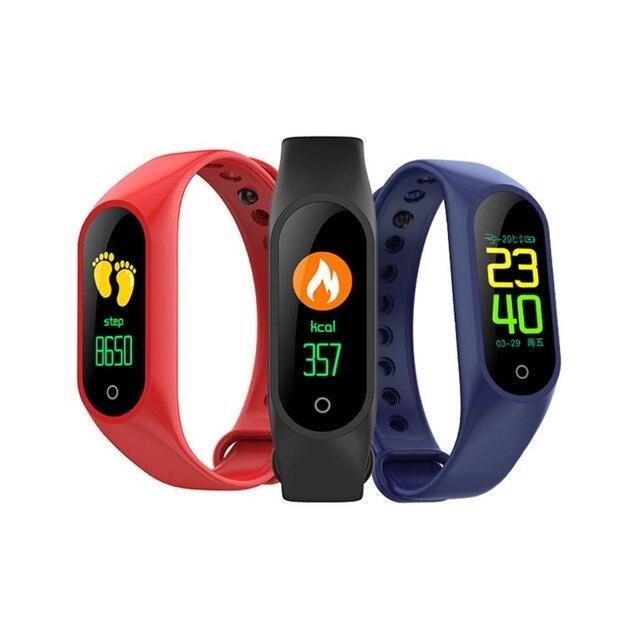 Outdoor Hiking Pedometers Bluetooth Step Counter Pedometer Tracker Sport Bracelet Sleep Monitor Walking Fitness Wristband