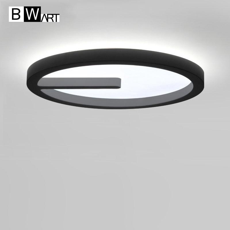 BWART new design modern LED ceiling Light Indoor Creative restaurant high brightness LED For bedroom kitchen