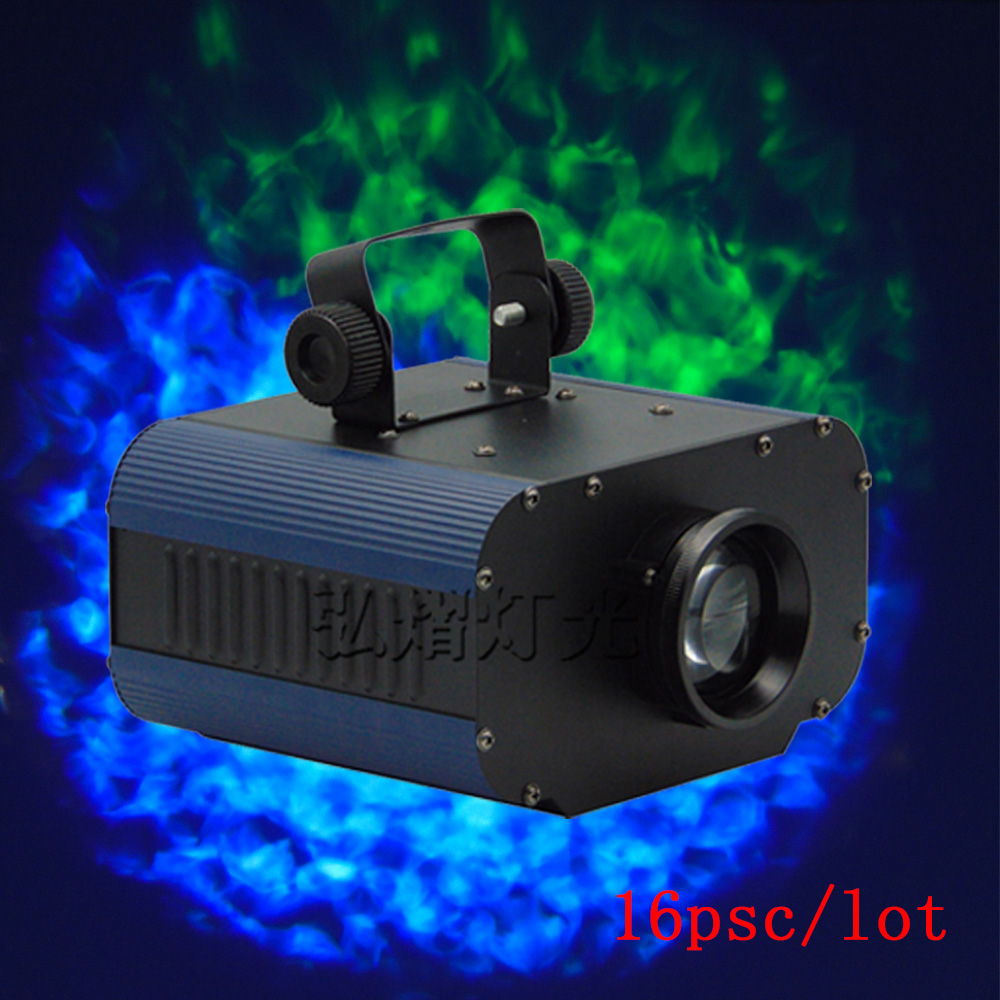 16pcs/lot LED Water Wave Watermark Stage Light Effect Led Projector Lighting For home party disco bar DJ Club Disco Party Light