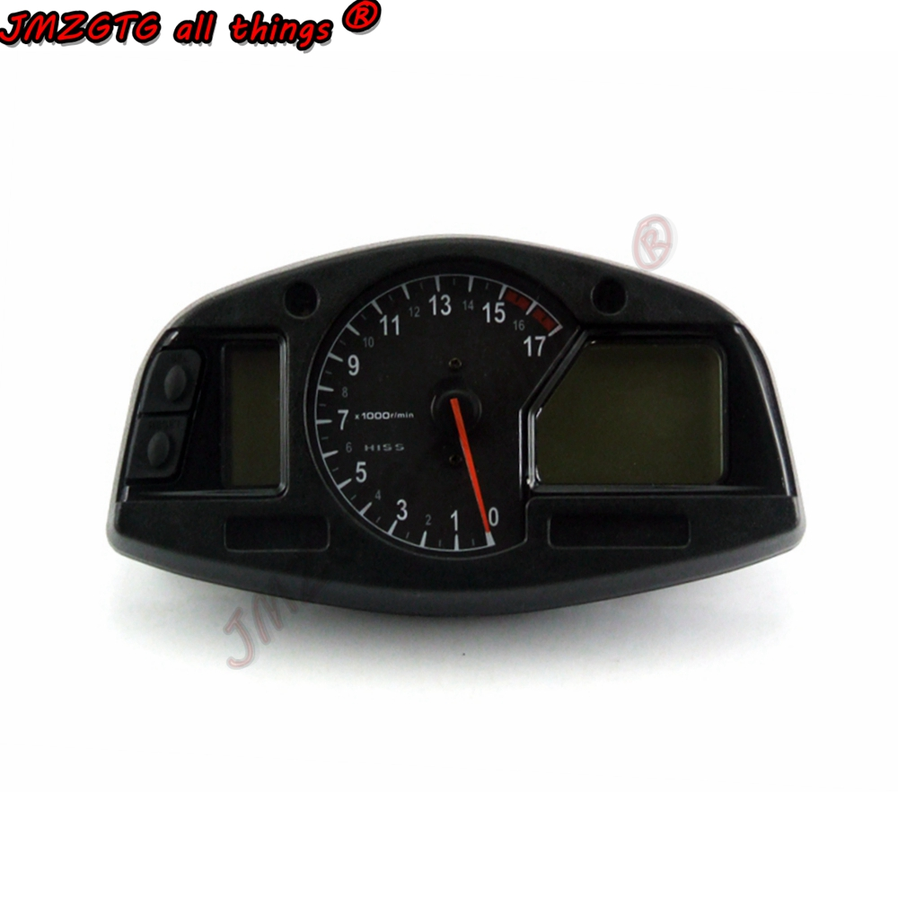 Motorcycle Speedometer Instrument Cluster Odometer Tachometer Assembly For HONDA F5 CBR600RR 2007 2008 2009 2010 2011