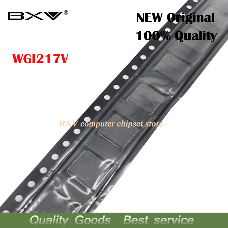 5pcs  WGI217V WG1217V QFN-48 Chipset New Original
