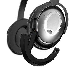 Image 1 - Qc15 adaptador bluetooth receptor sem fio para bose quietcomfort qc 15 fones de ouvido suporte ios e android