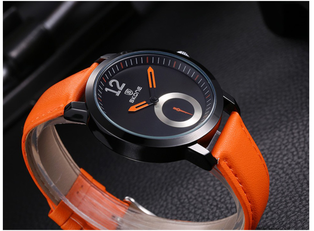 SKONE ρολόγια άνδρες πολυτελή μάρκα - Ανδρικά ρολόγια - Φωτογραφία 6