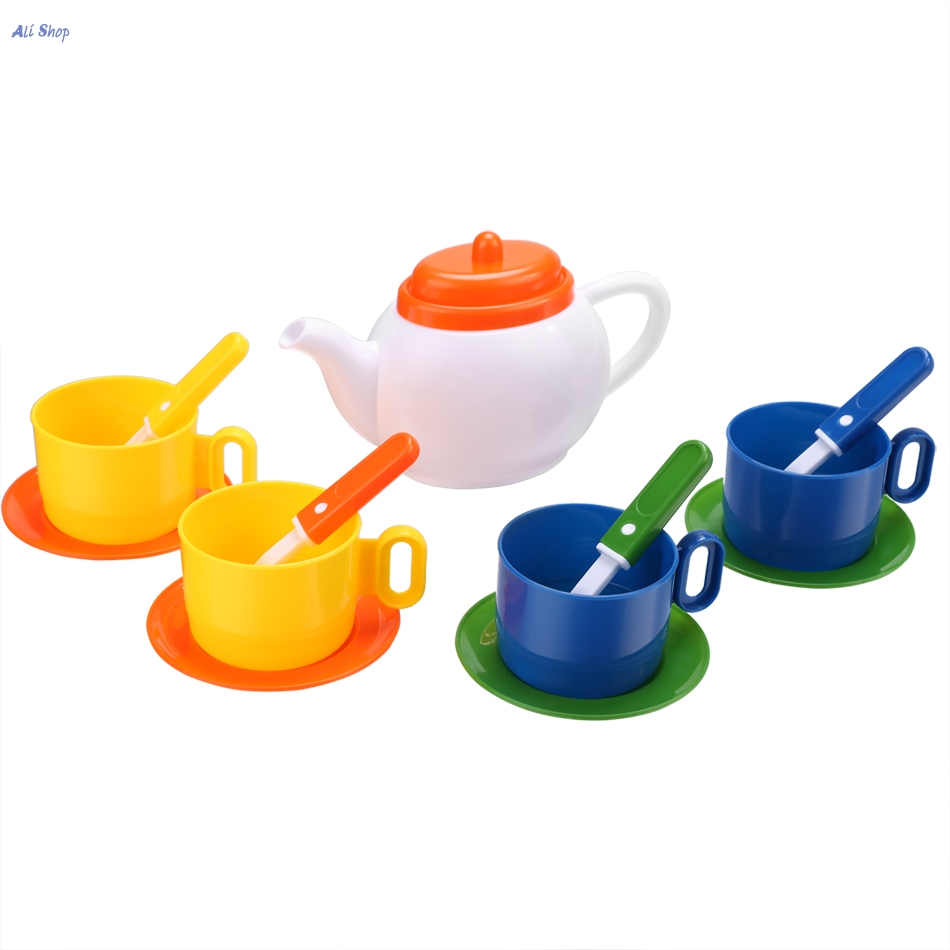 Play kitchen clip art - 13 Pieces Set Children Kids Pretend Play Kitchen Set Baby Tea Coffee Dishes Cup Spoon Child Furniture Toy Education Funny Nj6 In Kitchen Toys From Toys