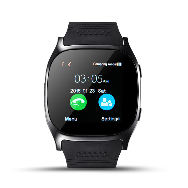 Multifunction Bluetooth Touch Screen Smart Watch Sleep Monitor Multi Language Camera Sports Watch for Android
