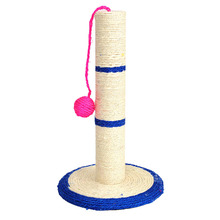 40*27*7cm Natural Sisal Cat Scratching Posts high quality Cat Toys Tree Climbing Frame Cat Scratch Board