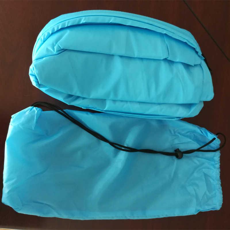 Espreguiçadeira Sofá de Ar inflável Inflável Ultraleve Saco de Dormir Sofá Preguiçoso Sofá Preguiçoso Sofá de Ar Inflável Camping Ar Saco Preguiçoso