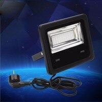 8 pçs/lote 30W 60W UV Luz Negra LEVOU Projector Ultra-Viole Ip66 Bar Casa Assombrada Ktv Efeito de Fluorescência Uv Lâmpada À Prova D' Água