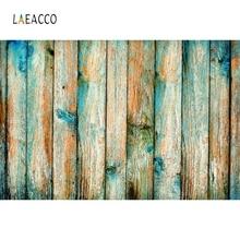 купить Laeacco Retro Wooden Board Backdrop Portrait Photography Background Customized Photographic Backdrops Props For Photo Studio дешево