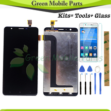 Tested One By For Oukitel U15 Pro LCD Display Touch Screen Assembly With Tools