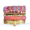 New fashion handmade Bohemia HIPANEME Bracelet DIY Bracelet Magnetized Brazilian Glamour Jewelry Wholesale  HIP225