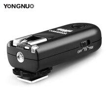 1PCS YONGNUO RF 603 II 플래시 트리거 단일 트랜시버 세트 Canon RF 603 II 용 셔터 릴리즈