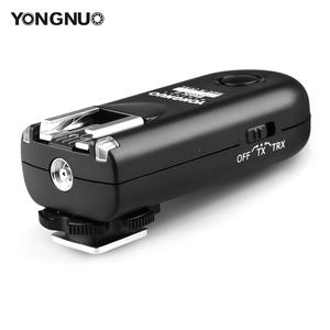 YONGNUO Shutter Release Flash-Trigger Single-Transceivers-Set Rf-603-Ii Canon for 1PCS