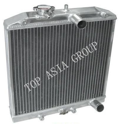 Radiador de aluminio de carrera / Radiador de carrera EK EG 92-00 - Autopartes