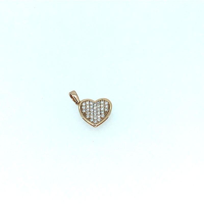 ANI 14 K Rose Gold (AU750) Pendente di cerimonia nuziale 0.359 ct IJ/SI Diamante Reale per le Donne di Fidanzamento 18 k Oro a Forma di Cuore Collana A CatenaANI 14 K Rose Gold (AU750) Pendente di cerimonia nuziale 0.359 ct IJ/SI Diamante Reale per le Donne di Fidanzamento 18 k Oro a Forma di Cuore Collana A Catena