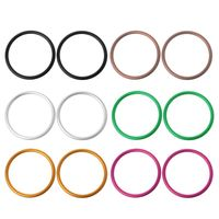 2Pcs\/Set Baby Carriers Aluminium Baby Sling Rings For Baby Carriers & Slings High Quality Baby Carriers Accessories
