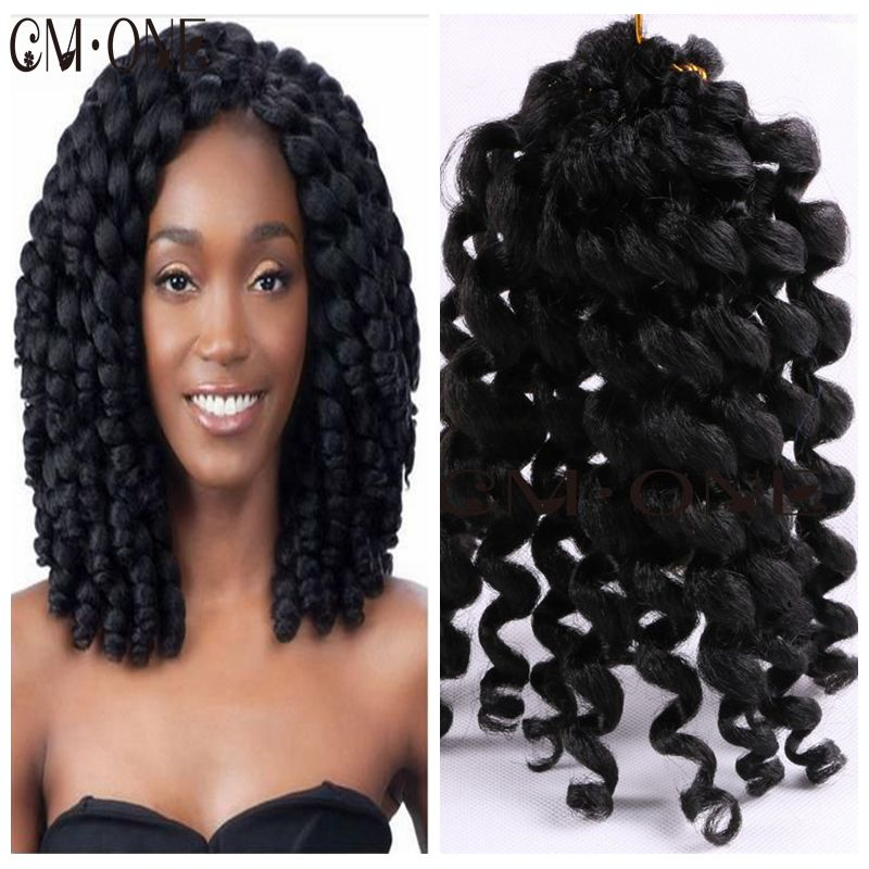 Cheap Crochet Hair Styles : 2X Havana Mambo Twist Hair Crochet Braids Senegalese Twists Hair Style ...