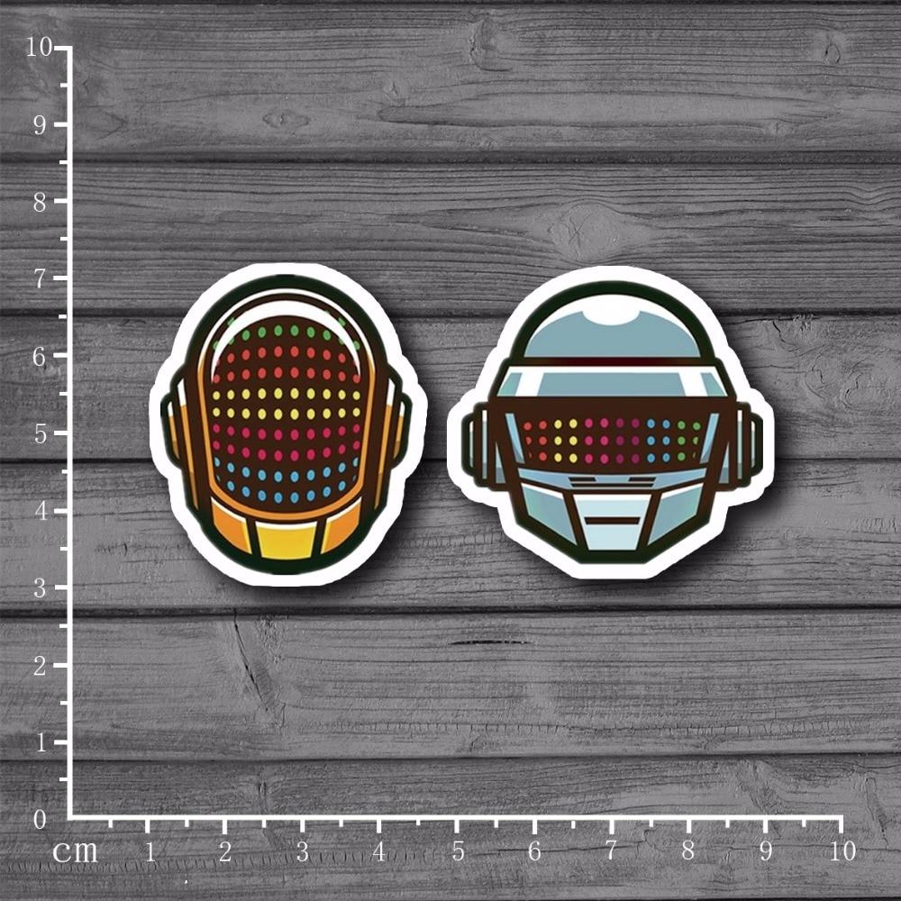 Daft Punk Cool Graffiti Scrapbooking Stationery Sticker Decor Decal For Ablum Diary Laptop Luggage Skateboard Suitcase[Single]Daft Punk Cool Graffiti Scrapbooking Stationery Sticker Decor Decal For Ablum Diary Laptop Luggage Skateboard Suitcase[Single]