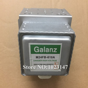 Image 1 - Microwave Oven Parts Microwave Oven Magnetron Galanz m24fb 610a Magnetron (Six Hole) Brand New !