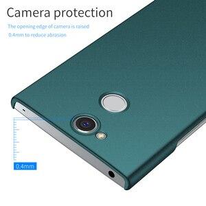 Image 4 - Dành Cho Sony Xperia XA2 XA3 Cực Ốp Lưng, cực Tối Giản Mỏng Bảo Vệ Điện Thoại Ốp Lưng Cho Sony Xperia XA2