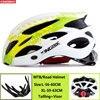 Kingbike capacete de bicicleta ultraleve, capacete de ciclismo para montanha, estrada, mtb, capacetes de luz traseira para homens e mulheres, esportes ao ar livre 13
