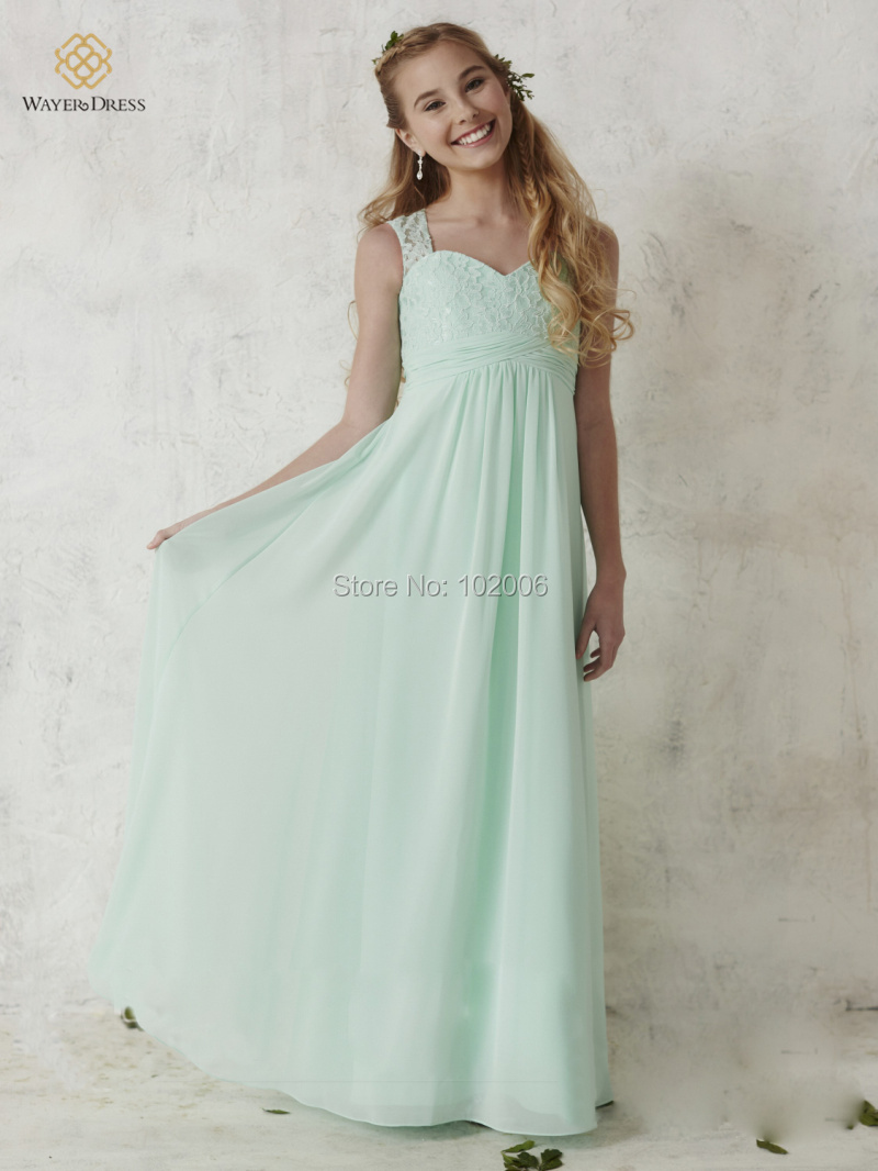 Aliexpress buy mint green children sweetheart lace little girl dress ombrellifo Image collections