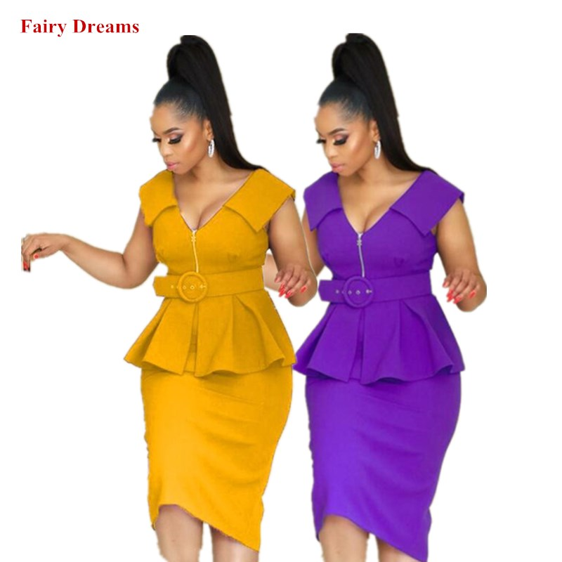 cozy fresh performance sportswear online for sale US $22.5 50% OFF|Dashiki African Dresses Women Summer Bandage Pencil Dress  Elegant Ladies Yellow Purple Plus Size African Clothing Fairy Dreams-in ...