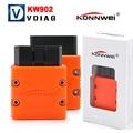 New Arrival OBD Brand KONNWEI KW902 BT OBD-II OBD2 Bluetooth Scanner Auto Fault Detector Diagnostic Tool