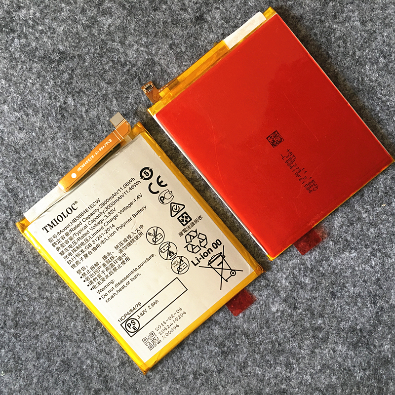 TMIOLOC Battery For Huawei HB366481ECW Original 3000mah GR3 Pra-La1 9-Lite/p8-Lite