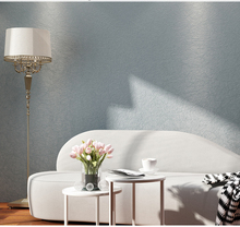 HaokHome Modern Solid Color Non Woven Wallpaper Lt.Grey Wallcovering Simple Wall Paper for Livingroom Bedroom Home wall Decor
