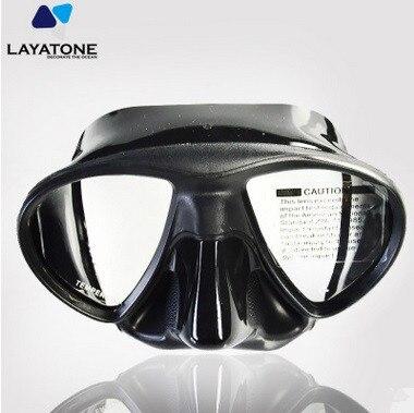 Masque de plongée Anti-buée lunettes de natation pour adultes professionnel Silicone piscine de pêche lunettes de plongée équipement de plage