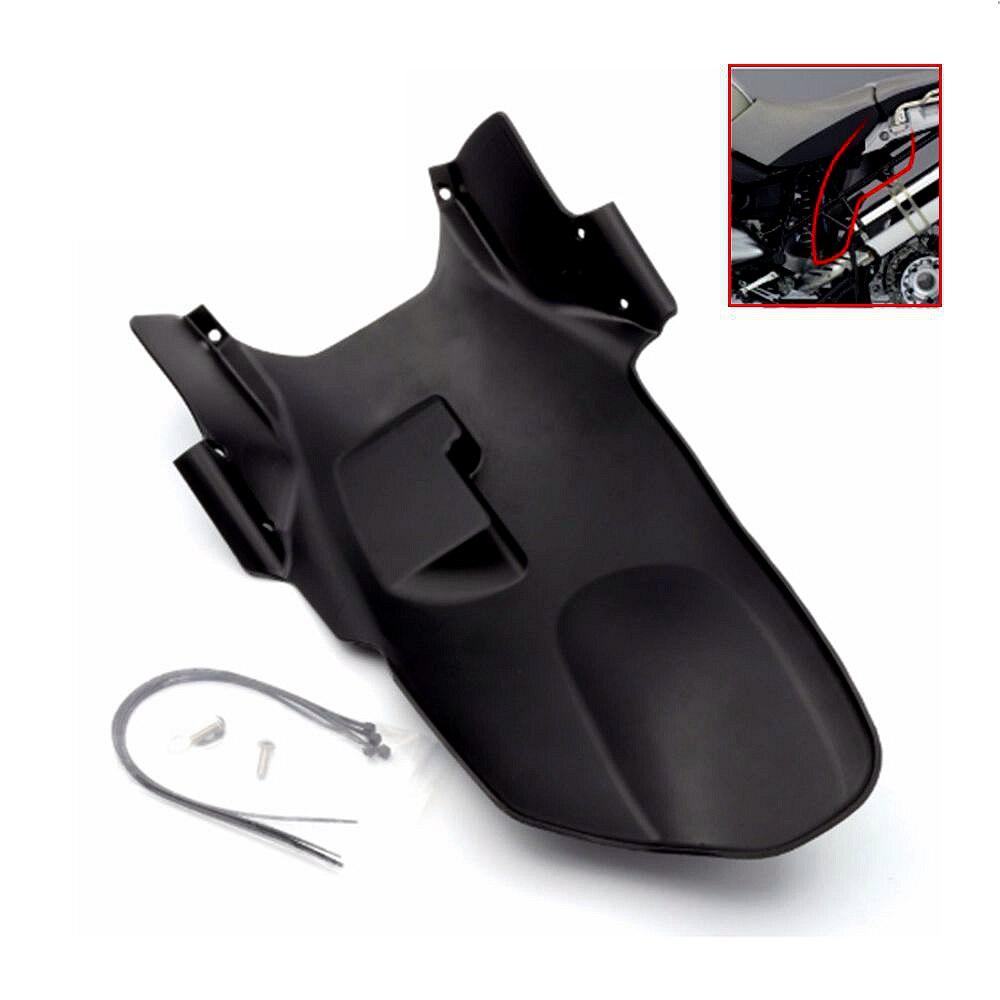 Garde-boue noir pour garde-boue arrière pour BMW R1200GS R 1200 GS/GSA LC 2005-2013 modèles refroidis à l'huile