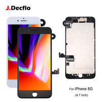 For iPhone 8 8G LCD Display Touch Screen Digitizer +Front Camera+Proximity Sensor+Ear Speaker Full Assembly with gifts
