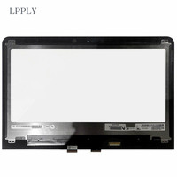 LPPLY 13.3 For HP Pavilion X360 13 U 13U LCD Display Touch Screen Digitizer Glass LCD assembly Free Shipping