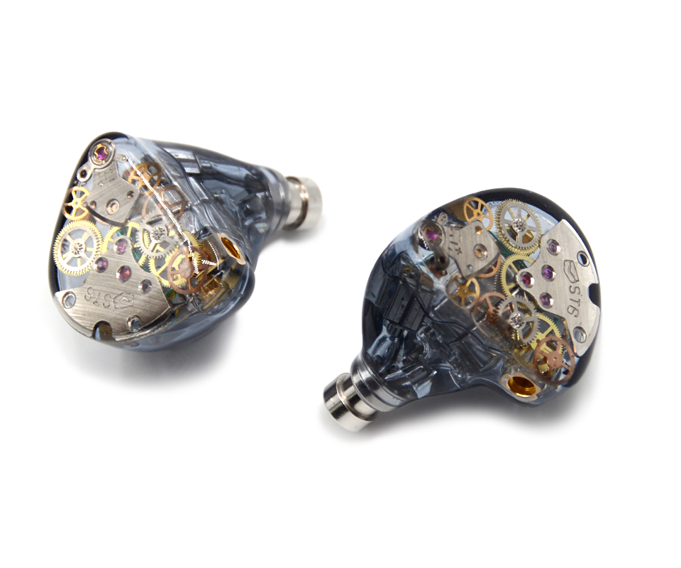 New NICEHCK  DZ12 In Ear Earphone 12BA Drive Unit DIY HIFI Monitor Printing NICEHCK Customized With MMCX 2-Pin Interface