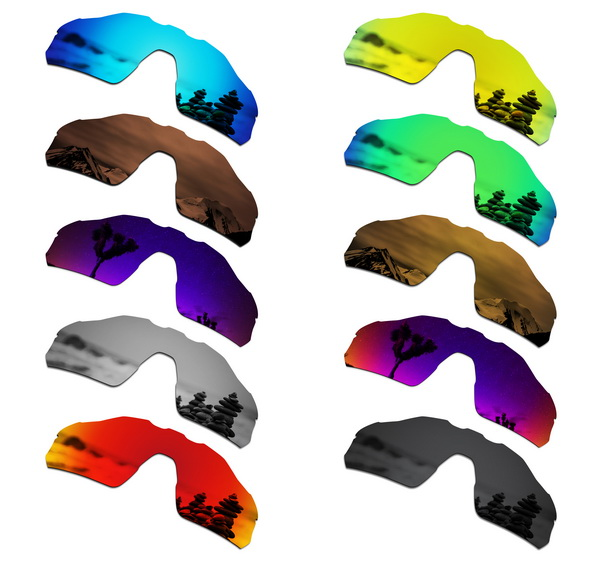 SmartVLT Polarized Replacement Lenses For Oakley Radar EV Path Sunglasses - Multiple Options