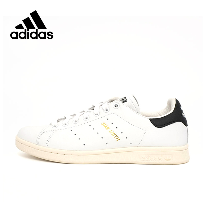 Original New Arrival Official Adidas STAN SMITH Unisex Skateboarding Shoes sneakers Classique Shoes Platform sneakers