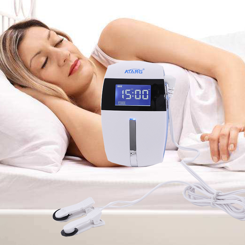 Health Care ATANG CES Tens Therapy Insomnia Sleep Anti Sleep Electrotherapy Alpha for Anxiety Depression Cure Migraine Neurosism
