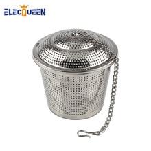 Bola de Infusor de filtro de acero inoxidable, Bola de hiphop Steeper Para hierbas, herramientas de cocina de salto seco, inofensivo respetuoso con el medio ambiente, 1 unidad