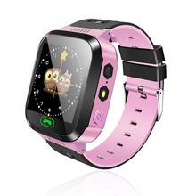Y03 Smart Watch Multifunction Children Digital Wristwatch Alarm Baby Watch With Remote Monitoring Birthday Gifts For Kids(China)