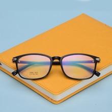 Fashion Classic TR90 glasses Round box Computer Reading Unisex Frames Eyeglasses Optical Woman man Prescription 1020