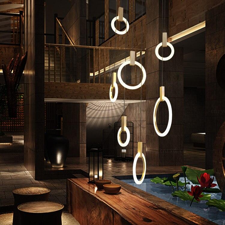 Aliexpress.com : Buy Modern Simple Wooden Pendant Lamps
