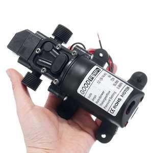 Image 5 - 12V Water Pump 130PSI Self Priming Pump Diaphragm High Pressure Automatic Switch Garden Water Sprayer Car Wash