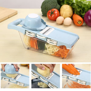 Manual Vegetable Cutter Stainl