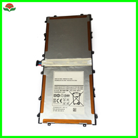 ISUN 2pcs Lot Original SP3496A8H Battery For Samsung Google Nexus 10 GT P8110 HA32ARB Tablet Battery