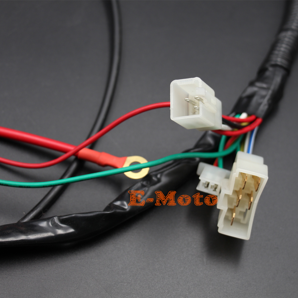 Wiring Harness Diagram On Diagram Furthermore Lifan 150cc Wiring As