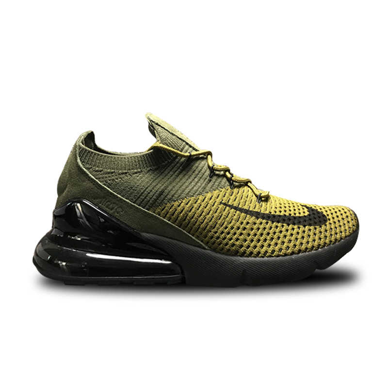huge selection of ff0a1 22089 NIKE AIR MAX 270 Running Shoes Sneakers Sports Outdoor Green for Men AO1023  003 40-45