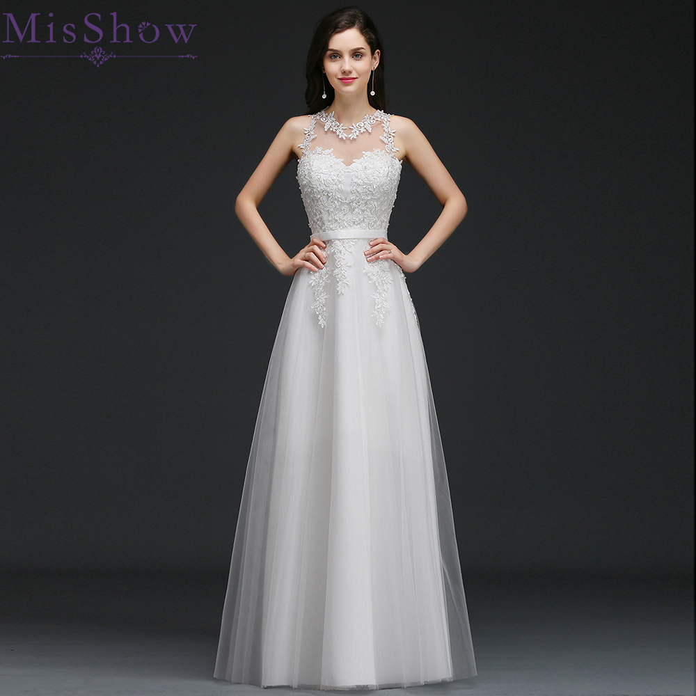 Robe De Mariage Princess wedding dresses Bridal Gown White ivory Cheap Tullle Lace A line Wedding